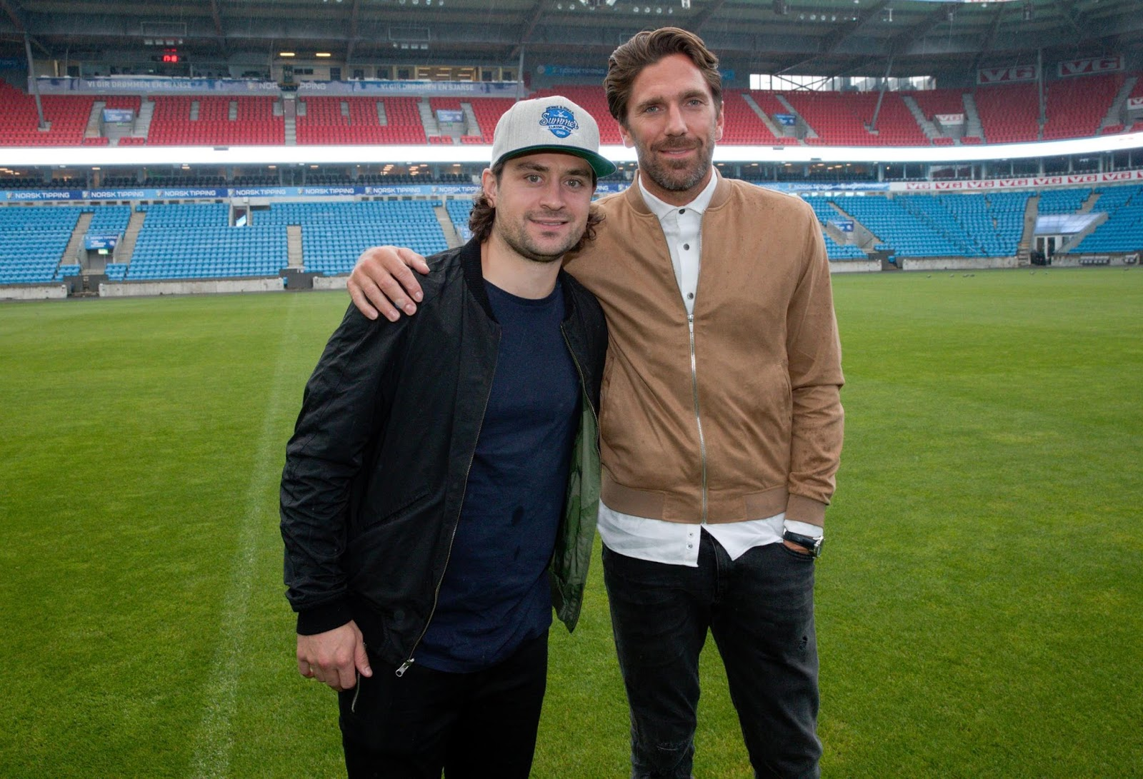 The Henrik Lundqvist Blog Henrik Lundqvist Mats Zuccarello To