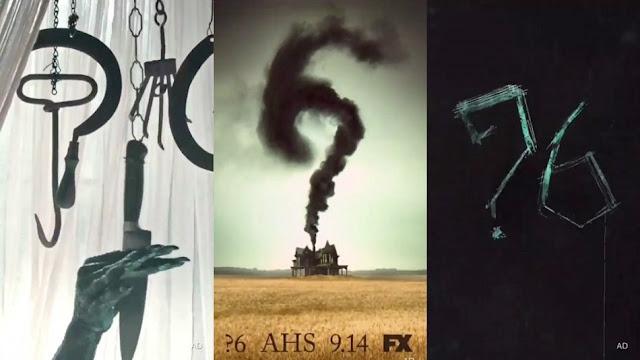¡3 primeros teasers oficiales de la 6ª temporada de 'American Horror Story'!