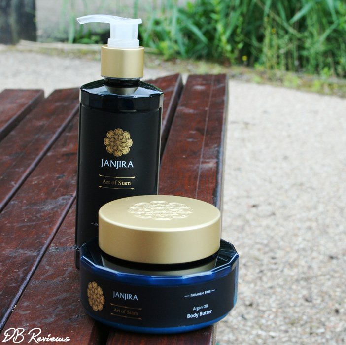 Indulgent Argan Oil Body Care Range from Janjira