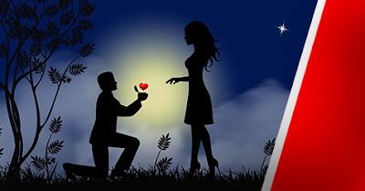 علامات حب الرجل للمرأة من حركاته
