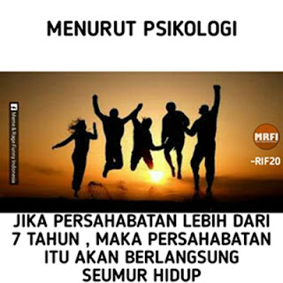 Photo: Persahabatan Menurut Pskikologi
