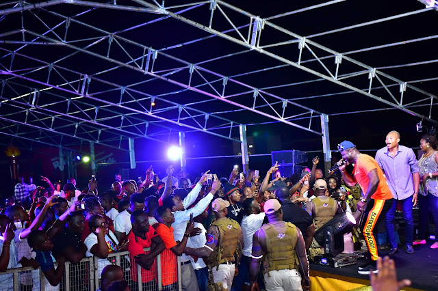 DSC 1696 - Harrysong thrills fans at Legend's Real Deal Experience Concert in Enugu