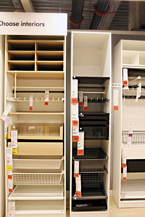 Iheart Organizing Ikea Eye Candy Storage Solutions