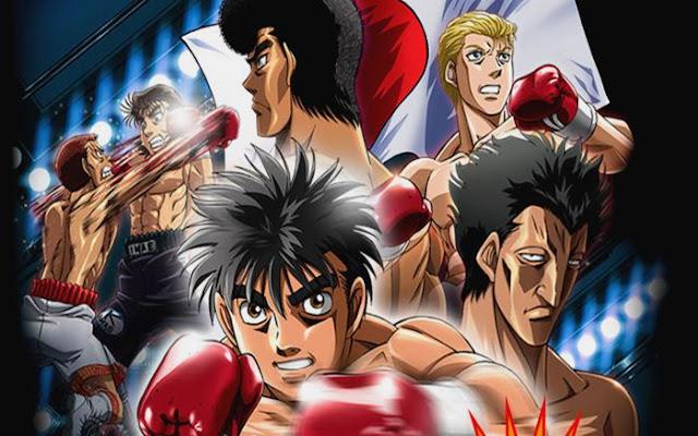 Anime olahraga tinju terbaik