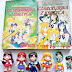Mój zbiór pamiątek: Czarodziejka z Księżyca/ Sailor Moon collection- manga and figures