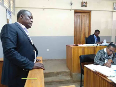 Cyrus Jirongo declared bankruptcy. PHOTO | COURTSEY