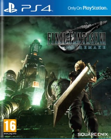 Final Fantasy VII Remake PS4 PKG