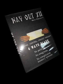 toko sulap jogja Way Out XII by Marc Oberon