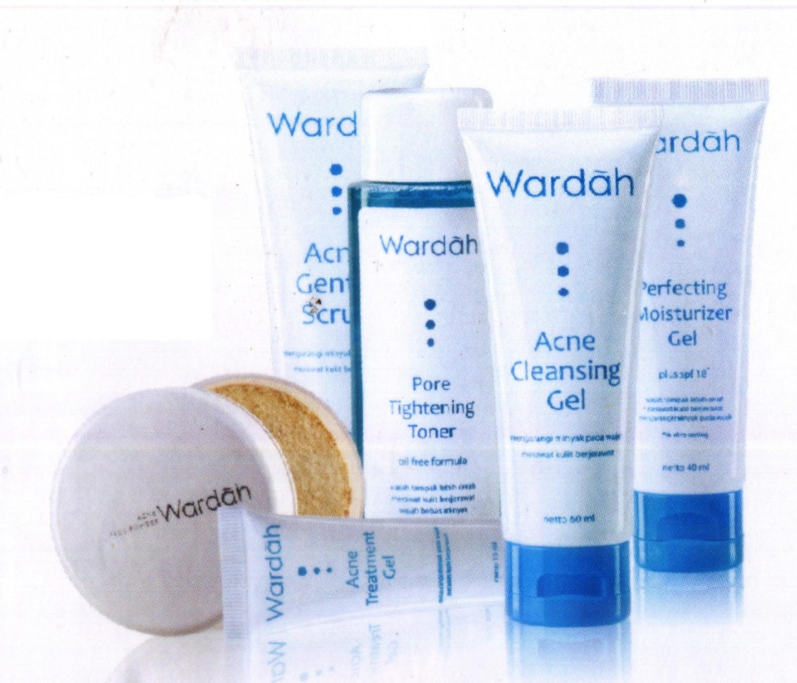 Wardah Inspiring Beauty: Paket Wardah Acne Series