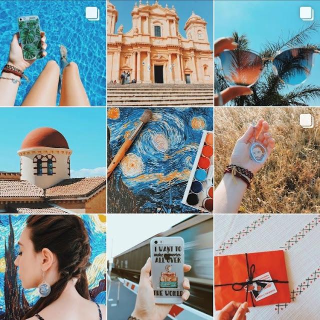 come ricreare un perfetto feed instagram fashionsobsessions.com