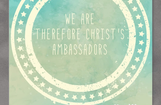 Are You a Good Ambassador, or Just Good Enough?