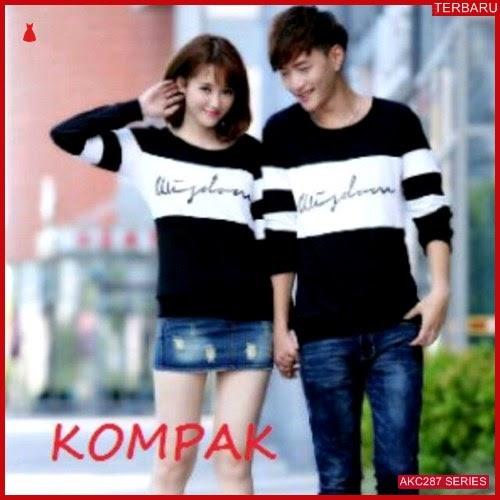 AKC287S38 Sweater Couple Wisdom Anak 287S38 Pasangan BMGShop