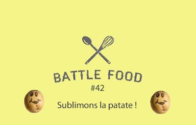 Illustration Battle Food 42