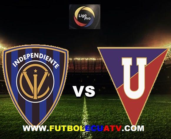 Independiente del Valle vs Liga de Quito se enfrentan en vivo a partir de las 15h00 horario designado por la FEF a efectuarse en el reducto Olímpico Atahualpa por la fecha 16 del campeonato ecuatoriano, siendo el juez principal Diego Lara con emisión de los canales oficiales GolTV, DirecTV y CNT Sports.