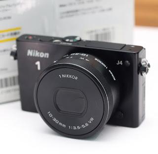 Jual Mirrorless Nikon 1 J4 Bekas