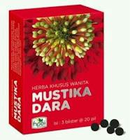 Herbal Sari Rapet Mustika Dara
