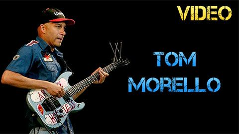 Vídeo Biografía de Tom Morello
