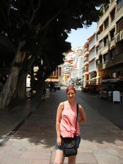 Álter en las calles de San Sebastián de la Gomera