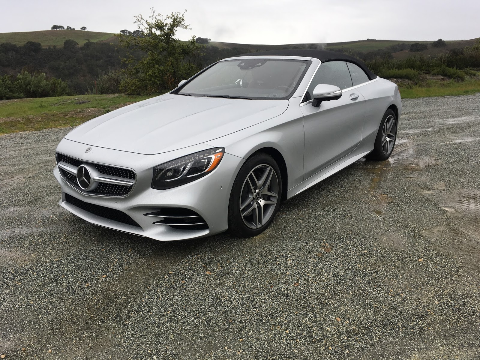 30 Well Actually 90 Minutes With The 2018 Mercedes Benz S560 Cabriolet
