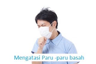 mencegah paru basah
