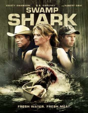 Swamp Shark 2011 Hindi Dual Audio  Full Movie Download
