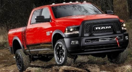 2020 Ram Power Wagon Diesel Specs and Price