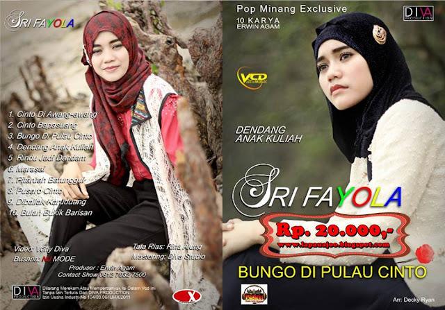 Sri Fayola - Bungo Di Pulau Cinto (Album Pop Minang Exclusive 10 Karya Erwin Agam)