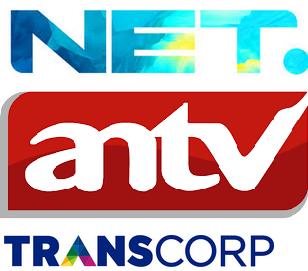 FREKUENSI Trans7 Trans TV Net TV