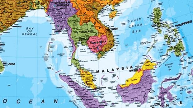 letak geografis, astronomis, dan geologis malaysia
