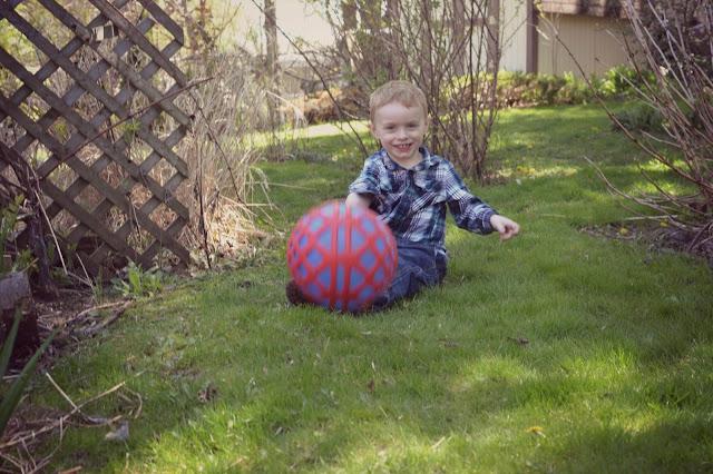 Reactorz Playground Ball