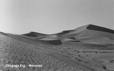 Chegaga Erg Morocco desert Sahara