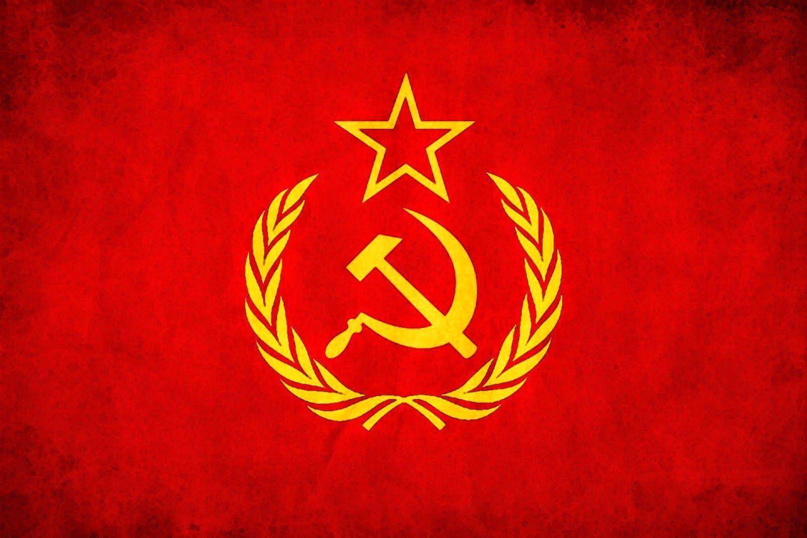 Bandeira Comunista