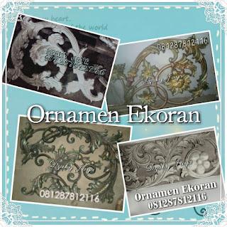 motif dan model Ornamen Alferon Besi Tempa untuk pagar besi tempa rumah mewah