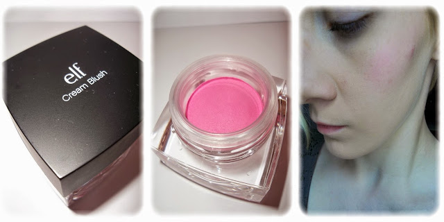 Swatch Blush Mousse Teinte Flirt - elf