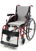 Karma S-Ergo 115 Wheelchair