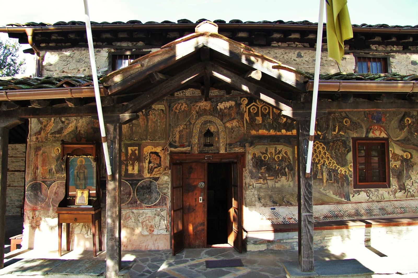 Αποτέλεσμα εικόνας για Σέρβια Ιερός Ναός Αγίου Μηνά Βελβεντού