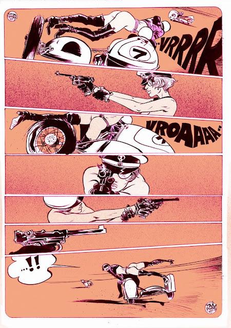 Sidecar Wars