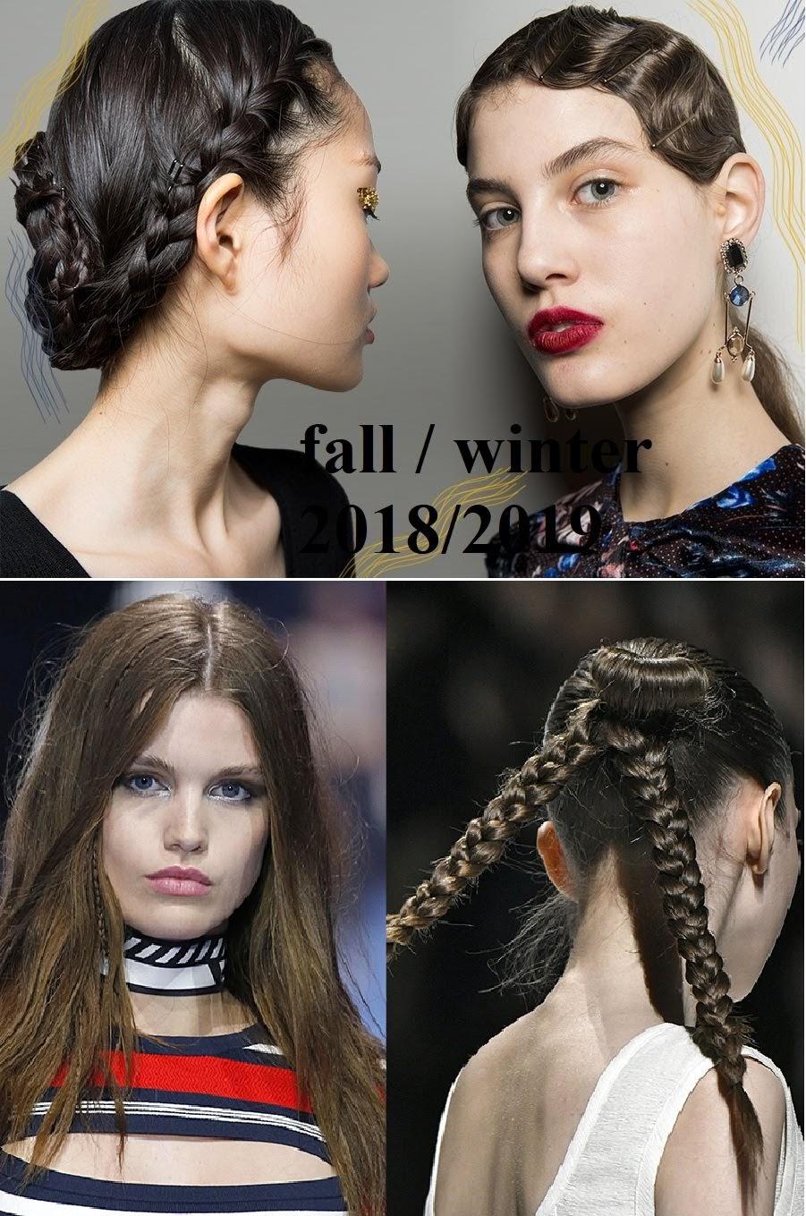 Μόδα μαλλιών για το Φθινόπωρο-Χειμώνα 2018 - 2019! 258018b4cfb