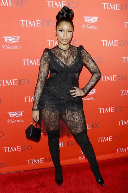 The TIME 100 Gala Red Carpet