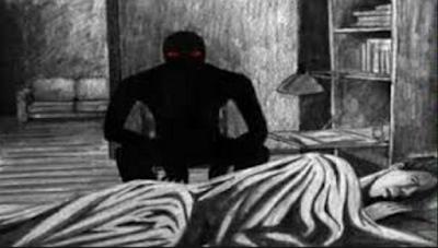 Las Oscuras Entidades en la Parálisis del Sueño