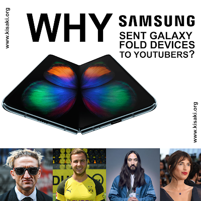 Why-Samsung-Sent-Galaxy-Fold-Devices-to-Youtubers