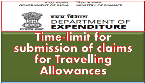 time-limit-for-submission-of-claims-for-travelling-allowances-paramnews
