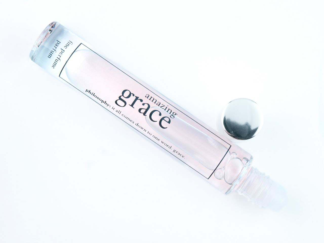 Philosophy Amazing Grace Review