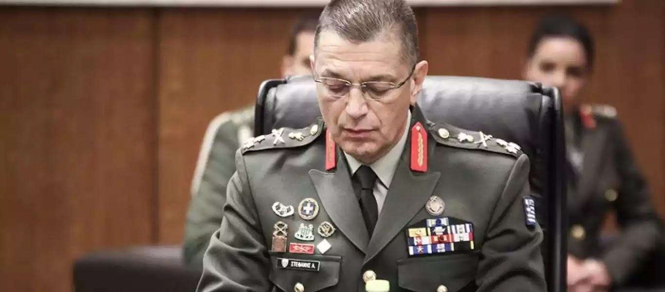 Στεφανής: «Βρισκόμαστε σε πόλεμο χωρίς σφαίρες» – Στον Έβρο εκτάκτως ο Διοικητής της 1ης Στρατιάς (ΒΙΝΤΕΟ)