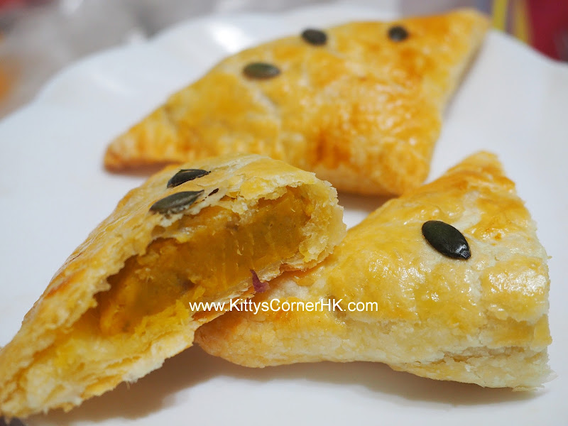 Sweet Potato Pastry DIY recipe 蕃薯酥 自家烘焙食譜