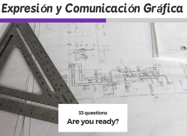 Test Expresión y Comunicación Gráfica