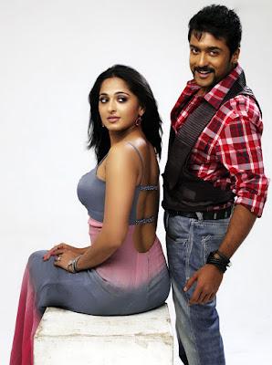 Anushka shetty upcoming movie stills