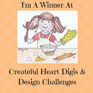Createful Hearts Winner!