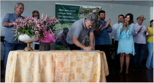 agricultura educac%25C3%25A7%25C3%25A3o foto agencia brasilia - Convênio leva produtos da agricultura familiar para a merenda escolar