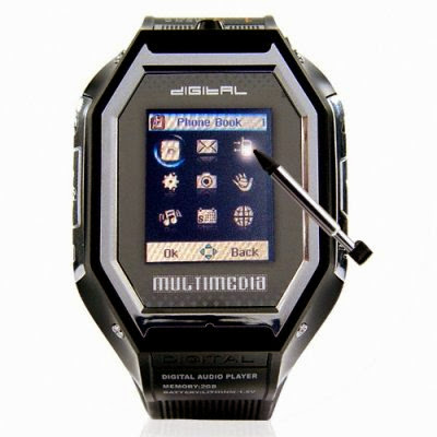 Smart and Innovative Gadget Watches (15) 7